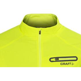Craft Breakaway hardloopjas Heren geel
